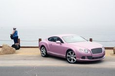 this is so me.... 2012 Bentley Continental GT - now if I could only afford it!