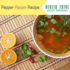 Pepper Rasam | Health Total