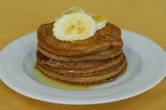 Pannenkoeken van bananenmeel — Bits of Flavour