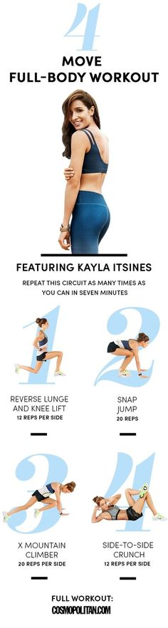 Mega Insta star Kayla Itsines (7.1 million followers and counting!!) is pure inspo.