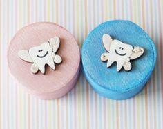 Tooth Fairy trinket box. #DeltaDental