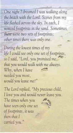 Footprints | Search Results | Xpression of Faith...