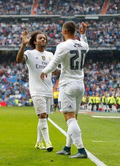 Marcelo & Jesé Real Madrid