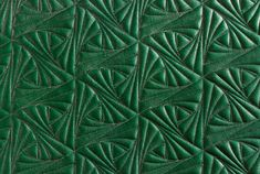 Wall covering with Leather