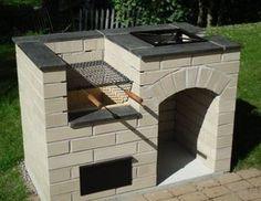 "Outstanding ""built in grill diy"" info is offered on our website. Grill Diy, Barbecue Grill, Barbecue Garden, Fire Pit Backyard, Backyard Bbq, Backyard Fireplace, Brick Grill, Outdoor Oven, Design Jardin"