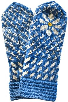 Pirkanmaan paikkakuntalapaset. Pälkäne Fingerless Mittens, Knit Mittens, Mitten Gloves, Knitting Socks, Wrist Warmers, Hand Warmers, Mittens Pattern, Fair Isle Knitting, Handicraft