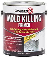 Rust-Oleum Introduces a Mold Killing Primer