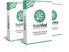 InstaViral - Get Free Social Media Traffic And Ranking Boost With Viral Images Create Images and Schedule them on 12 Social Media Platforms * Get FREE TRAFFIC to any website, Without running ads, Without having to create 1000s of backlinks, Without Google, Yahoo or Bing 80% OFF ONLY $19.30 HURRY Watch this Video