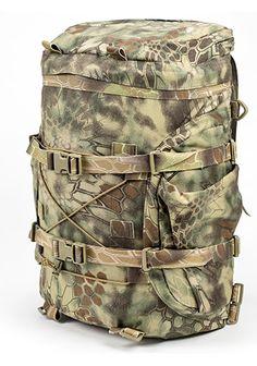 Kifaru compatible backpack shoulder straps X-ray Ranger green Coyote brown Tan