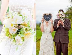 Flowers by Green and Bloom, Photography by karen buckle photography