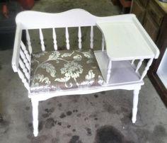 Gossip Bench $140 - Riverside http://furnishly.com/catalog/product/view/id/4958/s/gossip-bench/