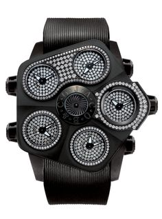 Jacob & Co.'s Grand Baguette Collection Timepiece with Diamonds #JacobArabo #JacobandCo. #watches #grand #baguette #diamonds