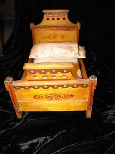 Image detail for -... Victorian Eastlake Carved Salesman Sample For Sale