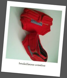 mini couches rouges
