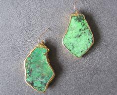 I love these earrings