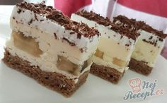 Sweet And Salty, Nutella, Tiramisu, Food And Drink, Sweets, Minis, Cooking, Cake, Ethnic Recipes