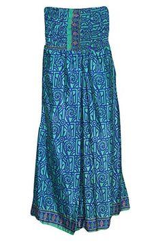 Women's Vintage Maxi Skirt Blue Silk Sari Boho Swirling D... https://www.amazon.com/dp/B01IY4CCYA/ref=cm_sw_r_pi_dp_x_JFyPybN5KHPW6 #skirt #bohemian #boho #maxiskirt #dividedskirt #longskirt
