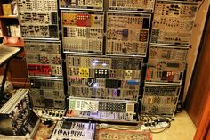 MUFF WIGGLER :: View topic - Post pics of your euro setup!