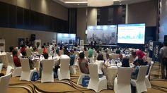 Setelah launching di Surabaya, hari ini tanggal 28 Juli 2016 sedang berlangsung juga launching produk printer mono laser dan scanner terbaru di Crowne Plaza, Semarang. #print #scan #fax #copy #printer #brotherprinter #tagsforlikes #picoftheday #brotherhood #sisterhood #brotherindonesia #always #atyourside #brother #brozone #vscocam #like4like #product #easy #Brother #Indonesia #AtYourSide #PrinterBrother #launching #event #semarang