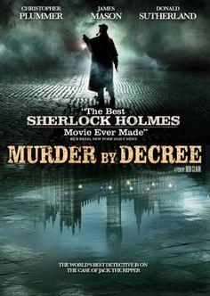 Sherlock Holmes, Movie List, Movie Tv, Cinema Movies, Holmes Movie, Murder, Donald Sutherland, Christopher Plummer, Columbia Pictures