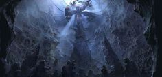 ArtStation - Concept for《Mojin-The Lost Legend》Part 6, Tianhua Xu