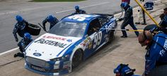 Edwards Leads Roush Fenway With 3rd-Place Finish At Talladega