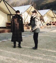 Sehun imitating S.E.S | LINE TV - SurpLINEs EXO
