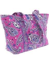 Have you seen the awesome Vera Bradley tote bags and wonder where you can get one? Vera Bradley bags and purses have become really popular and the tote bags are fast becoming more popular!What is so trendy about them is that the Vera Bradley totes are full of bright beautiful color in addition to the many different style patterns that are colorful, classic and gorgeous. Once you get one of these purses you wont have to worry about it going out of style. It will continually be in because it…