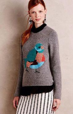 Songbird Pullover