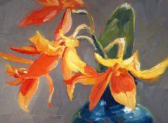 Julia's Orchid by Diane Mannion