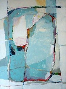 In Through the Out Door by artist Heidi Harner. #abstractart found on the FASO Daily Art Show - http://dailyartshow.faso.com