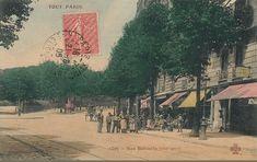 rue Botzaris - Paris 19ème