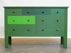 Dressers with Vibrant Personalities | Design Trends | Decorate | Home & Garden