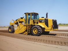 The #Caterpillar #machinery collection.