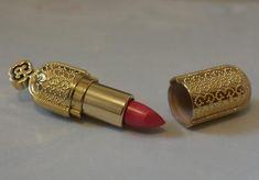 gold lipstick case #goldgame