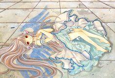 Elda White Angel