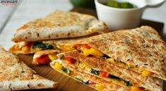 Кесадильи с сыром - пошаговый рецепт с авторскими фото. Как приготовить кесадилью вкусно и быстро - читайте на блоге =>