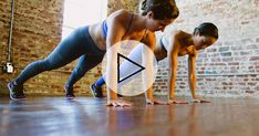 Upper-Body Workout: A Yoga-HIIT Workout in 10 Minutes | Greatist