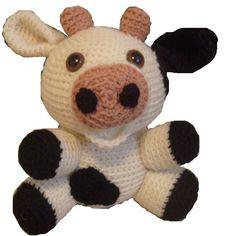 Crochet Pattern Central - Free Farm Animals Crochet Pattern Link