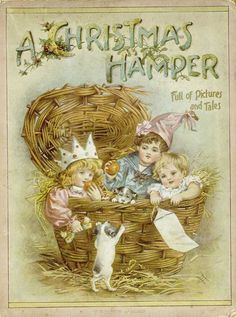 """""""A Christmas Hamper"""" is a delightful poetry collection for your family for the holidays"""