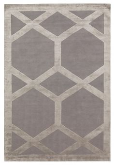 Master BDRM - Cora by Suzanne Sharp Wool & Silk Rug