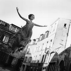 Melvin Sokolsky :: Paris, 1963