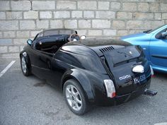 Fiat 500: Barchetta 595