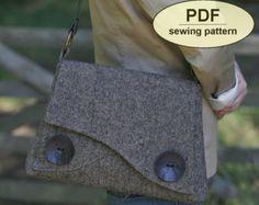 Nouveau: Le patron de couture pour faire le sac de Breckland