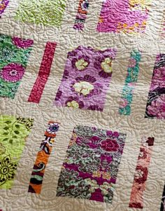 13 ideas for all over quilting designs