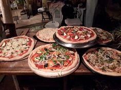 """Ce soir c'est pizza au barbecue à Oaklea - Carnet de voyage """"Mon voyage en australie"""""""