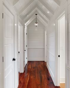 paint the hall white