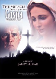 Gospa: The Miracle of Medjugorje DVD ~ Martin Sheen,
