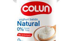 Yoghurt Colun Natural No Endulzado 120 gr - Colun - Toda la magia del sur Yogurt, Potassium Sorbate, Units Of Measurement, Magick