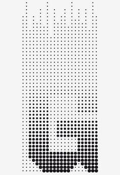 Álvaro Sotillo, Galería de Arte Nacional Logo, 1977.http://agi-open-london.tumblr.com
